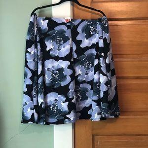 Agnes & Dora Midi Skirt Size 3xl